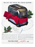 Toaster Ad, 1937 Giclee Print