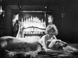 Silent Film Still: Woman Photographic Print