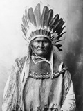 Geronimo (1829-1909) Photographic Print by Aaron Canady