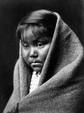 Navajo Child, C1904 Photographic Print by Edward S. Curtis