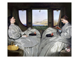Augustus Egg: Companions Prints by Augustus Egg
