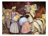 Rivera: Mural, 1920S Posters by Diego Rivera