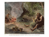 Prehistoric Man: Pottery Art