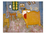 Van Gogh: Bedroom, 1888 Prints by Vincent van Gogh