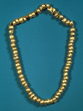 Panama: Gold Beads, C1000 Photographic Print