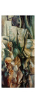 Violin And Palette Giclee Print by Georges Braque