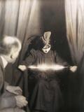 Medium During SAnce, 1912 Fotografie-Druck von Albert von Schrenck-Notzing