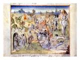 Ethiopia, C1460 Print