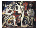 There Is No Finished World, 1942 Giclee Print by André Masson