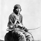 Navajo Man, C1914 Photographic Print