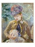 Morisot: Paule Gobillard Posters by Berthe Morisot