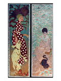 Bonnard: Women, 1891 Premium Giclee Print by Pierre Bonnard