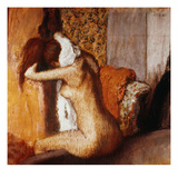Degas: After The Bath Giclee Print by Edgar Degas