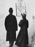 Film Still: Suffragette Photographic Print