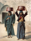 Jerusalem: Milk Seller Photographic Print