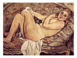Valadon: Nude, 1928 Giclee Print by Suzanne Valadon