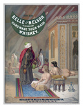 Advertisement: Whiskey Giclee Print