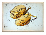 Constellation: Libra Giclee Print by Sidney Hall