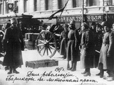 Russian Revolution, 1917 Photographic Print