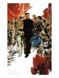 Chou En-Lai (1898-1976) Giclee Print