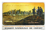 World War I: French Poster Print