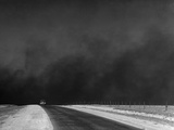 Dust Bowl, 1936 Photographic Print by Arthur Rothstein