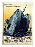 World War I: French Poster Giclee Print