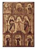 Aragon: Jesus & Disciples Giclee Print by Jose Aragon