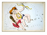 Constellation: Gemini Giclee Print by Sidney Hall