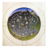 Italy: Rome, 15Th Century Giclee Print