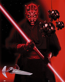 Star Wars-Darth Maul Print