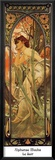 Evening Prints by Alphonse Mucha
