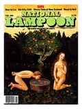 National Lampoon, February 1981 - Sin: Adam Bobs for Apples Posters