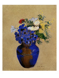 Redon: Vase Of Flowers Giclee Print by Odilon Redon