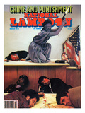 National Lampoon, March 1978 - Blind Justice: Crime and Punishment Giclee Print