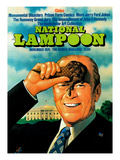 National Lampoon, November 1974 - Civics Giclee Print
