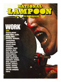 National Lampoon, November 1975 - Work Posters
