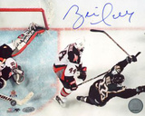 Brett Hull Dallas Stars Game Winning Goal Overhead Photographie