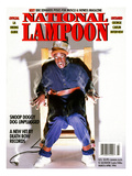 National Lampoon, March and April 1994 - A New Hit By Death Row Records Art