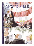 The New Yorker Cover - September 30, 1944 Regular Giclee Print by Perry Barlow