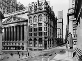 Stock Exchange, C1908 Photographic Print by Irving Underhill