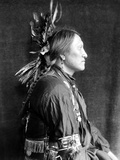 Sioux Native American, C1900 Photographic Print by Gertrude Kasebier