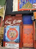 Coney Island: Doorway Photographic Print by Maggie Downing