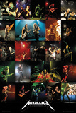 Metallica-Live 2012 Prints