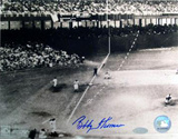 Bobby Thomson Dotted Line Photo