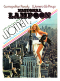National Lampoon, January 1971 - Cosmopolitan Parody Posters