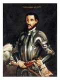 Hernando De Soto Giclee Print