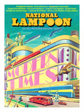 National Lampoon, July 1973 - Modern Times Print