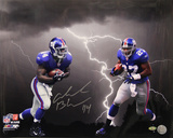 Ahmad Bradshaw Lightning Collage Photo