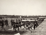 Civil War: Union Fort Photographic Print